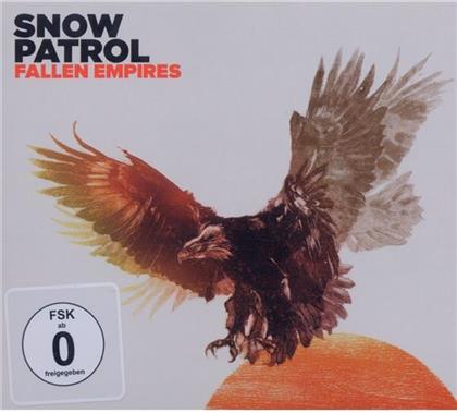 Snow Patrol - Fallen Empires (Deluxe Version, CD + DVD)