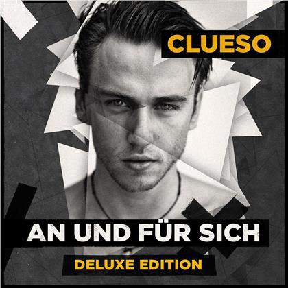 Clueso - An Und Für Sich (CD + DVD)
