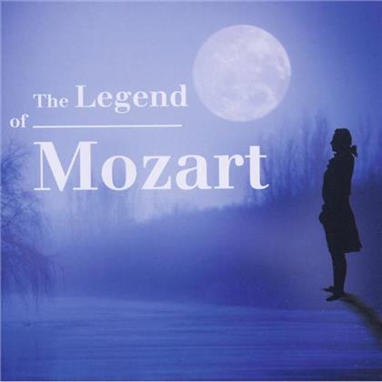 Damrau Diana / Dessay / Gens/Muti/Menuhi & Wolfgang Amadeus Mozart (1756-1791) - Legend Of Mozart (2 CDs)