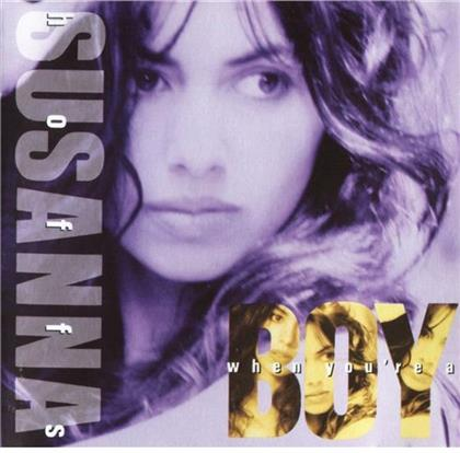 Susanna Hoffs (Bangles) - When You Are A Boy (New Version)