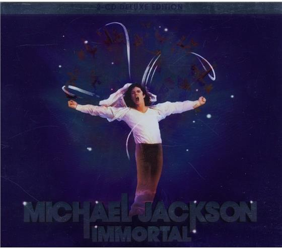 Michael Jackson - Immortal (Deluxe Edition, 2 CDs)