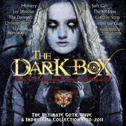 Dark Box: Ultimate Goth Wave & 1980-2011 (4 CDs)