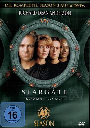 Stargate Kommando - Staffel 3 (Box, 6 DVDs)