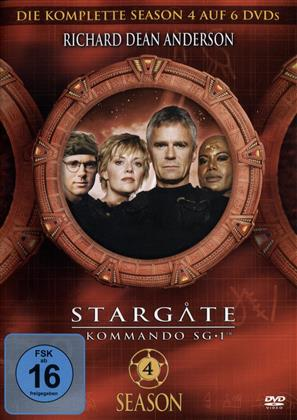 Stargate Kommando - Staffel 4 (6 DVDs)