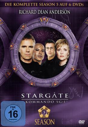 Stargate Kommando - Staffel 5 (Box, 6 DVDs)