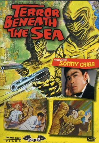 Terror beneath the sea - Water Cyborgs (1966)