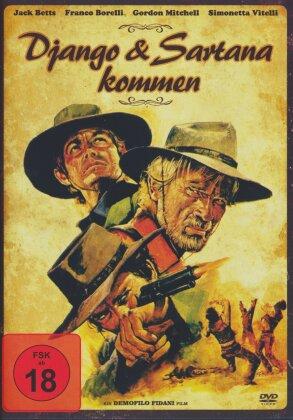 Django und Sartana kommen - Arrivano Django e Sartana... è la fine (1970) (1970)