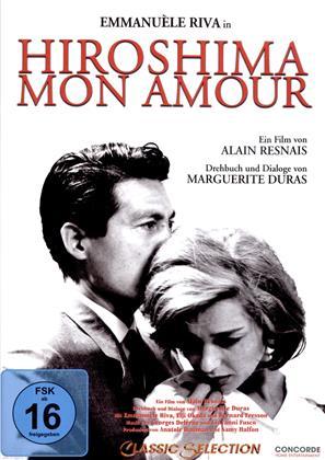 Hiroshima mon amour (1959) (s/w)