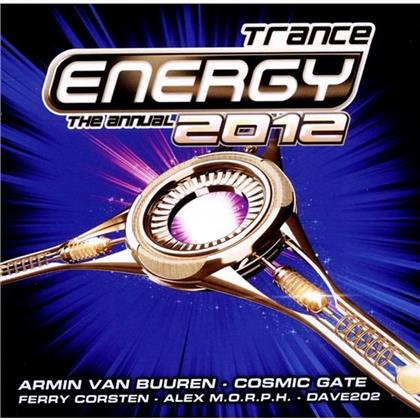 Energy 2012 - Various - Annual Trance (Remastered)