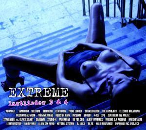 Extreme Lustlieder - Vol. 3 + 4 (2 CDs)