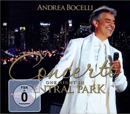 Andrea Bocelli - One Night In Central Park (CD + DVD)