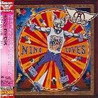 Aerosmith - Nine Lives - Reissue (Japan Edition)