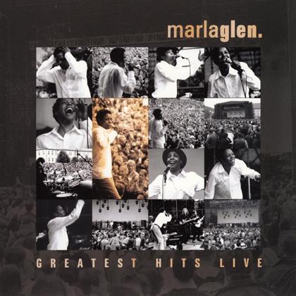 Marla Glen - Greatest Hits - Live (New Version)