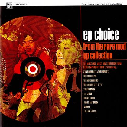 Ep Choice - From The Rare Mod Ep