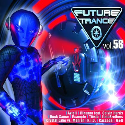 Future Trance - Various 58 (2 CDs)
