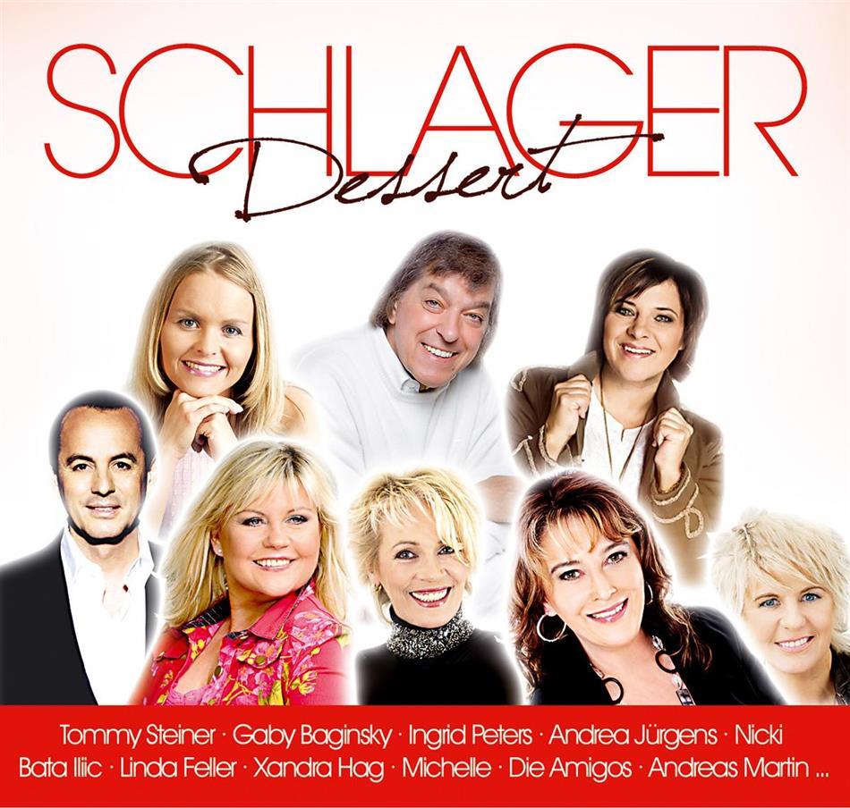 Schlager Dessert - Various 1 (2 CDs)
