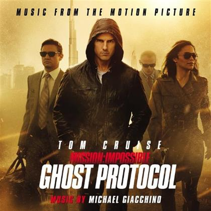 Mission Impossible - OST 4 - Ghost Protocol