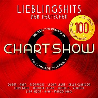 Ultimative Chartshow - Lieblingshits Der Deutschen (2 CDs)
