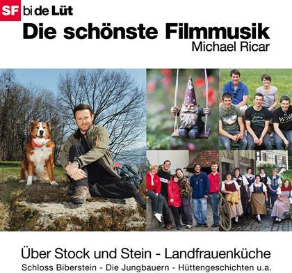 Sf Bi De Lüt - Die Schönste Filmmusik - Ost - Michael Ricar