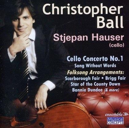 Stjepan Hauser & Christopher Ball - Music For Cello