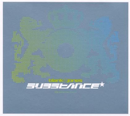 Blank & Jones - Substance (Remastered Deluxe Edition, Remastered, 2 CDs)