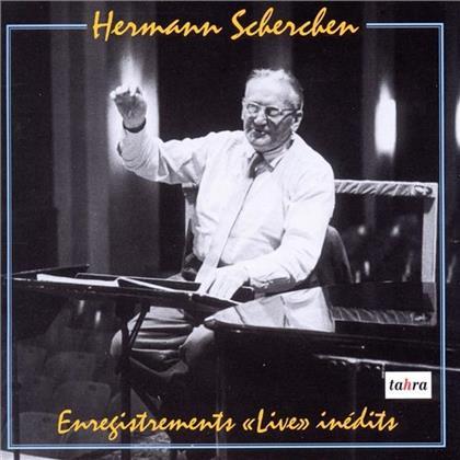 Scherchen Hermann / Spoerri Laure / Rai & Händel / Schubert / Ravel / Schönberg - Enregistrements Live Inedits (2 CDs)