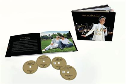 Andrea Bocelli - One Night In Central (2 CDs + 2 DVDs)