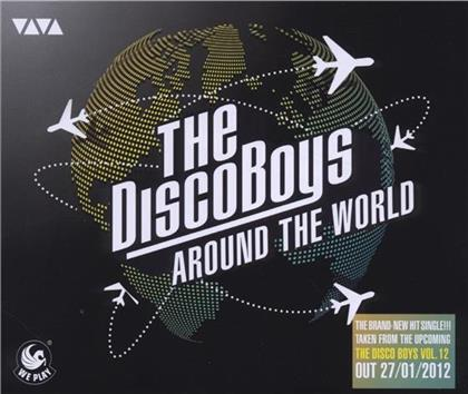The Disco Boys - Around The World