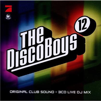 The Disco Boys - Vol. 12 (3 CDs)