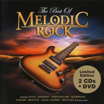 Best Of Melodic Rock (3 CDs)