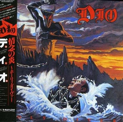 Dio - Holy Diver - Papersleeve (Japan Edition, 2 CDs)