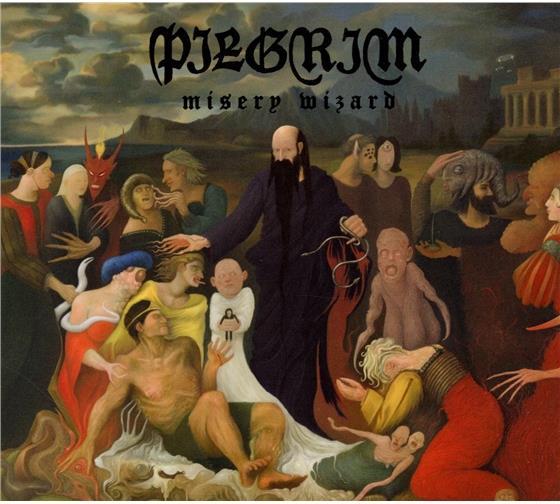 Pilgrim (Heavy) - Misery Wizard