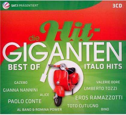 Hit Giganten - Various - Best Of Italo Hits (3 CDs)