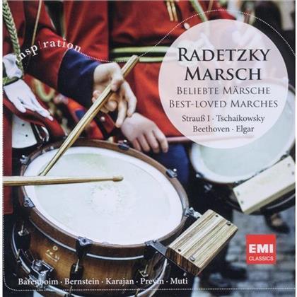 --- & Strauss / Beethoven / Elgar / + - Radetzky-Marsch