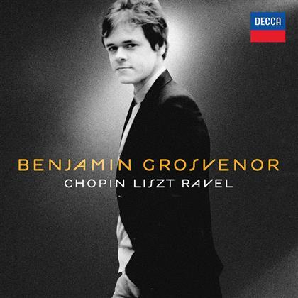 Benjamin Grosvenor & Chopin / Liszt / Ravel - Chopin / Liszt / Ravel
