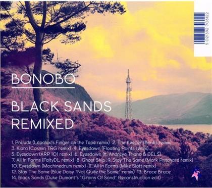 Bonobo - Black Sands - Remixes