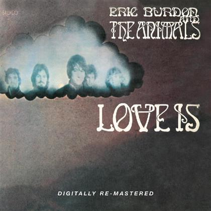 Eric Burdon - Love Is (New Edition)