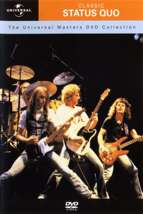 Status Quo - Universal masters DVD collection