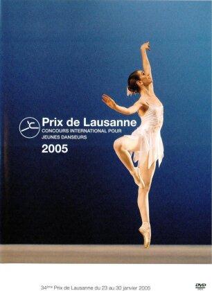 Prix de Lausanne - Ballet
