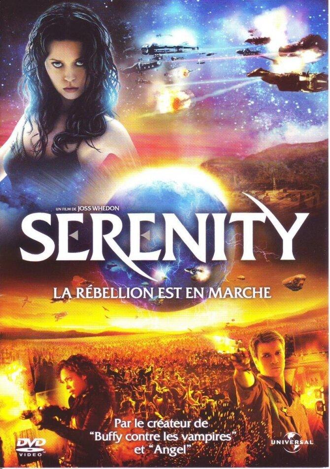 Serenity - La rébellion est en marche (2005)