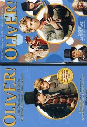 Oliver! (1968) (DVD + CD)