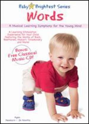 Baby Brightest: Words - Baby Brightest: Words (W/CD) (Blu-ray + CD)