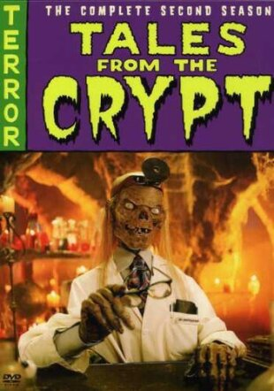 Tales from the Crypt - Season 2 (3 DVDs)