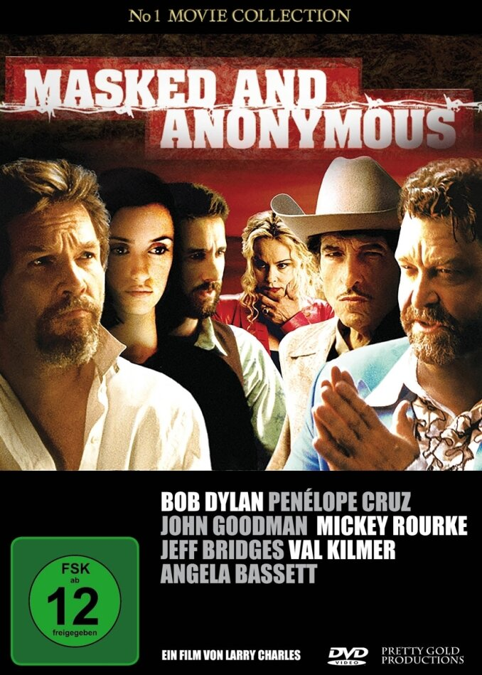Masked and Anonymous - (No 1 Movie Collection) (2003)