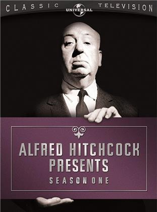 Alfred Hitchcock presents - Season 1 (3 DVDs)