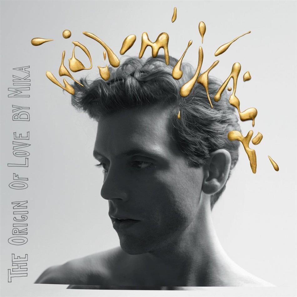 Mika (Gb) - Origin Of Love - French Version