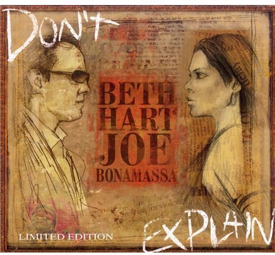 Beth Hart & Joe Bonamassa - Don't Explain (Limited Edition)