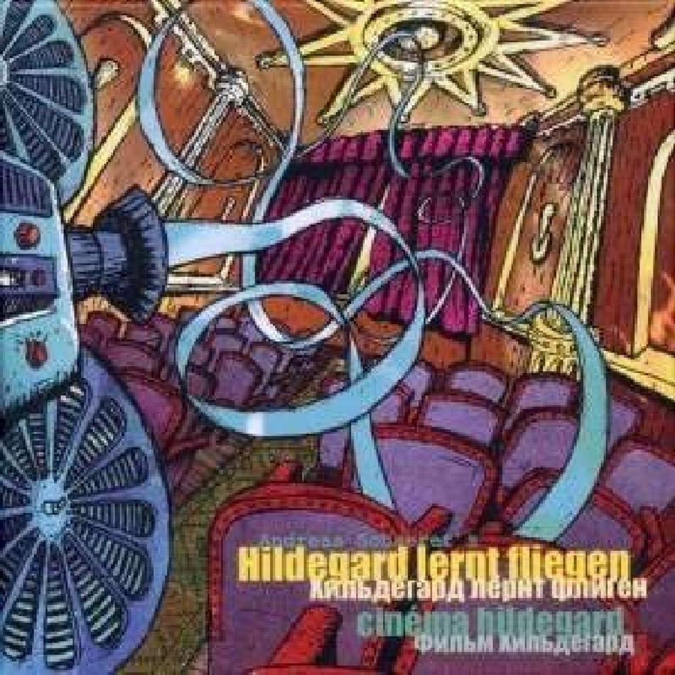 Hildegard Lernt Fliegen (A. Schaerer) - Cinema Hildegard (2 CDs)