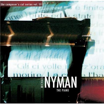 Michael Nyman (*1944 -) - Piano (OST) - OST (New Version, CD)
