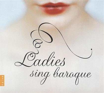 --- & --- - Ladies Sing Baroque (2 CDs)
